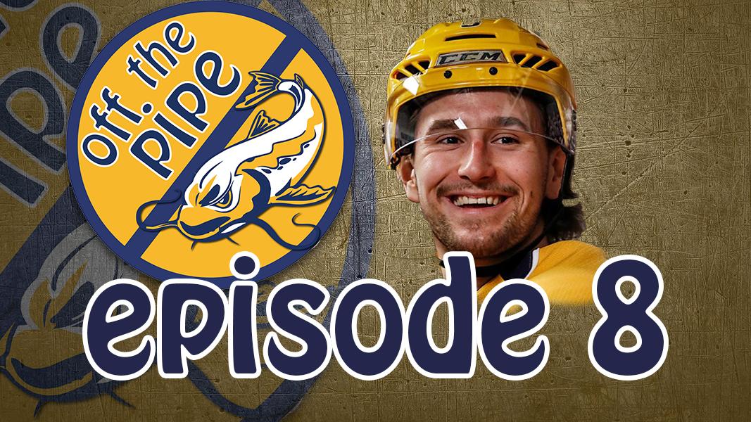 Off the Podcast 8: Forsberg a 50 Goal Scorer on the NashvillePredators?!