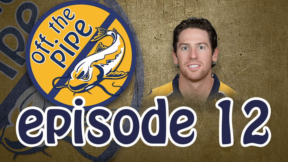Off the Podcast 12: Austin Watson: Enforcer?